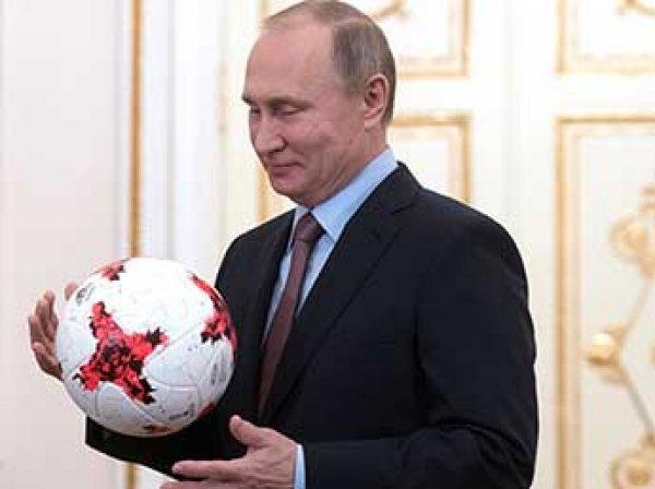 Песков рассказал о реакции Путина на победу сборной России на ЧМ-2018