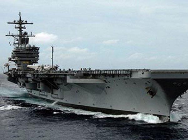 Китайские СМИ: Россия потопит флот США в Черном море