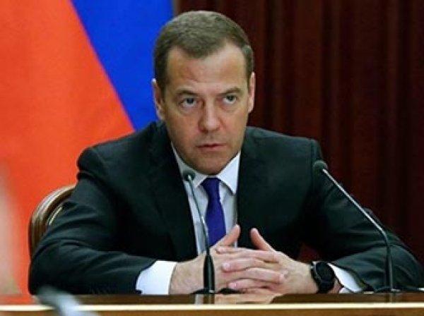 Медведев рассказал, в чьих интересах проводится пенсионная реформа