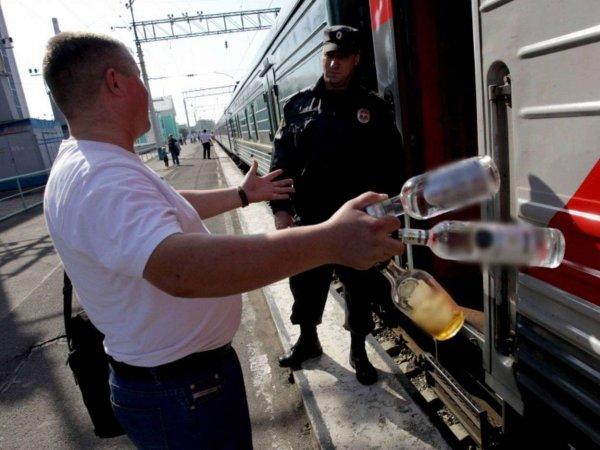 Британские болельщики устроили пьяный дебош в поезде по дороге в Волгоград