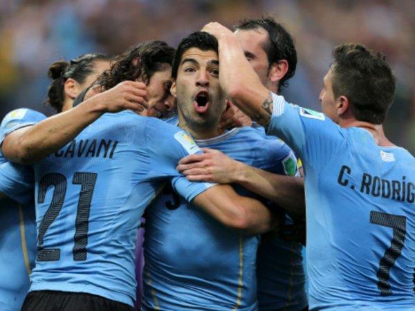 Уругвай - Саудовская Аравия 20 июня 2018: онлайн трансляция, где смотреть матч ЧМ, прогноз (ВИДЕО)