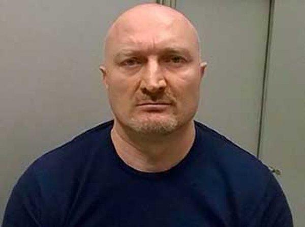 Экстрагированный в Россию главарь банды киллеров Гагиев симулировал аэрофобию
