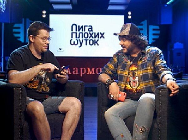 Харламов и Киркоров поиздевались над Басковым, Пугачевой и Кридом