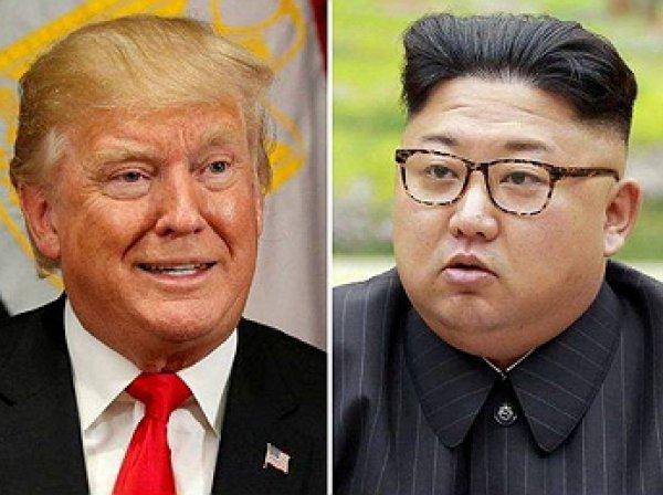 Трамп согласился встретиться с Ким Чен Ыном в Сингапуре