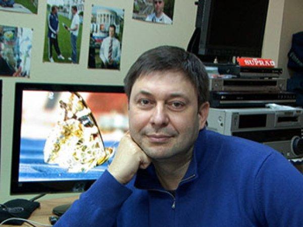 """Руководитель """"РИА Новости Украина"""" Вышинский попросил защиты у Путина"""