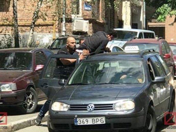 В центре Киева похитили сына ливийского дипломата