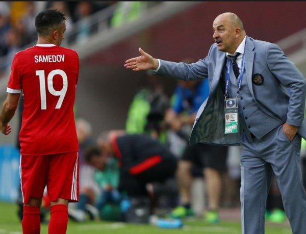 Объявлен стартовый состав сборной России на матч ЧМ по футболу 2018 с Саудовской Аравией