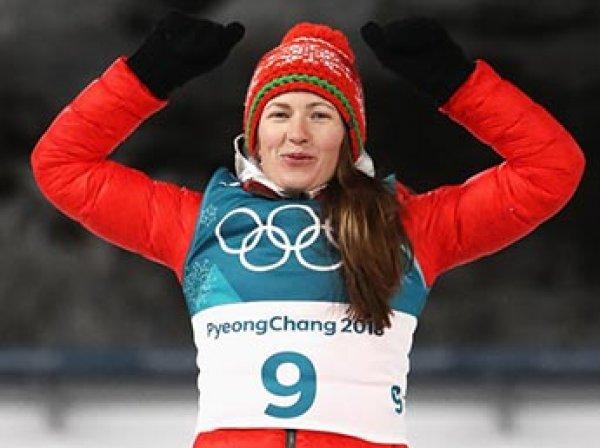 Биатлонистка Дарья Домрачева объявила о завершении карьеры