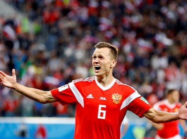 Россия - Египет: счет 3:1, обзор матча от 19.06.2018, видео голов, результат (ВИДЕО)