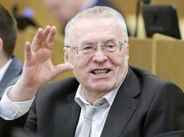 Жириновский анонсировал повышение пенсионного возраста до 80 лет