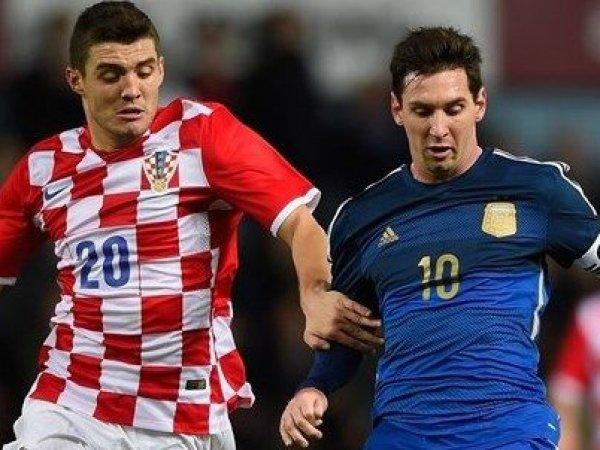 Аргентина - Хорватия 21 июня 2018: онлайн трансляция, где смотреть матч ЧМ, прогноз (ВИДЕО)