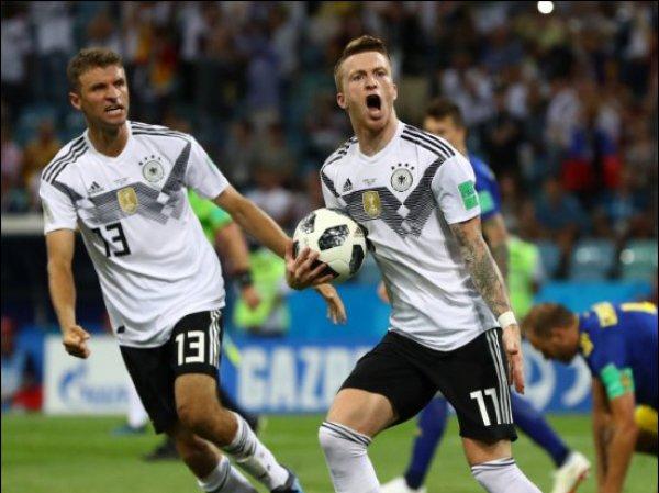 Южная Корея – Германия 27 июня 2018: прогноз, онлайн трансляция, где смотреть матч ЧМ (ВИДЕО)