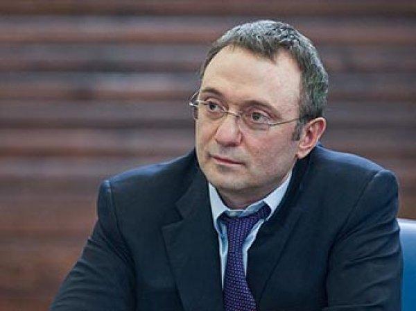Франция сняла все обвинения с российского сенатора Сулеймана Керимова