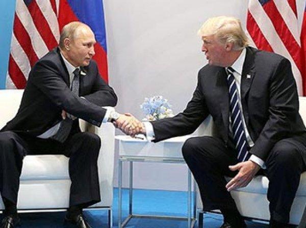 СМИ у знали о планах Трампа заключить с Путиным сделку по Сирии