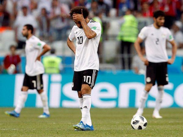 Власти Египта связали поражение сборной на ЧМ с проживанием команды в Чечне