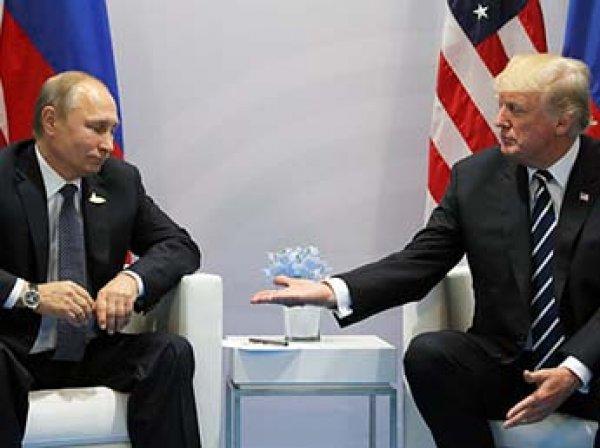 Путин назвал главную причину, почему он не встретится с Трампом