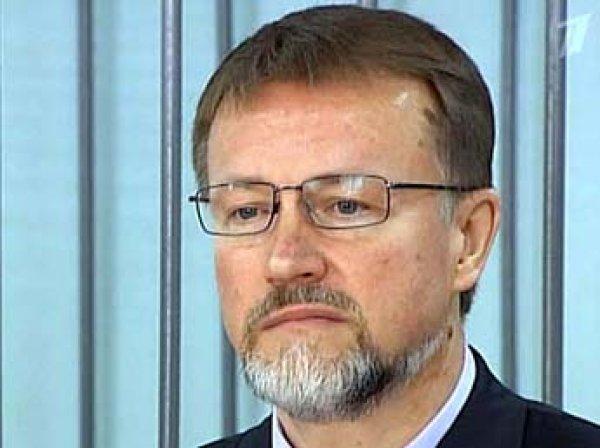 Севший за взятку экс-губернатор Тульской области Дудка досрочно вышел на свободу