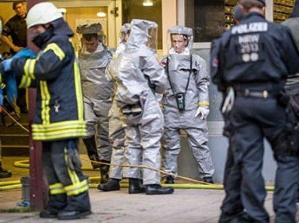 В Германии задержали исламиста с биологическим оружием