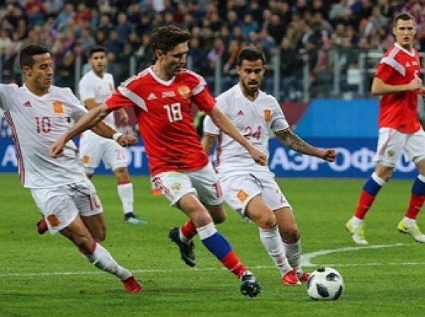 Россия - Саудовская Аравия: счет 5:0, обзор матча от 14.06.2018, видео голов, результат (ВИДЕО)