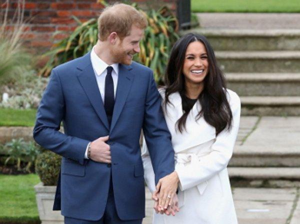 СМИ выяснили, что Елизавета II подарила на свадьбу принца Гарри и Меган Маркл