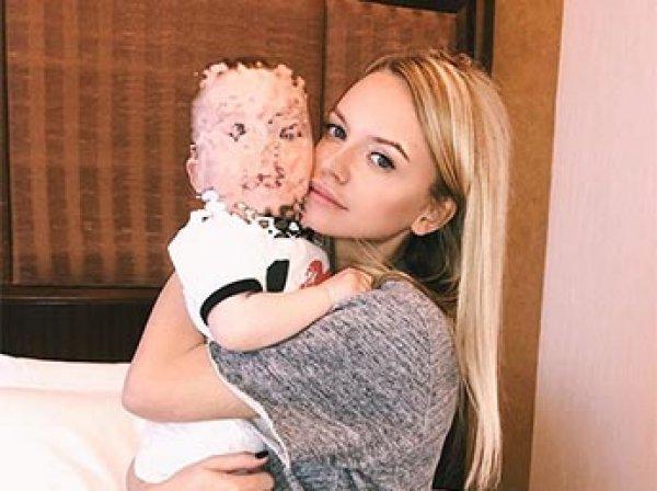 Жена Кержакова обвинила футболиста в похищении их ребенка
