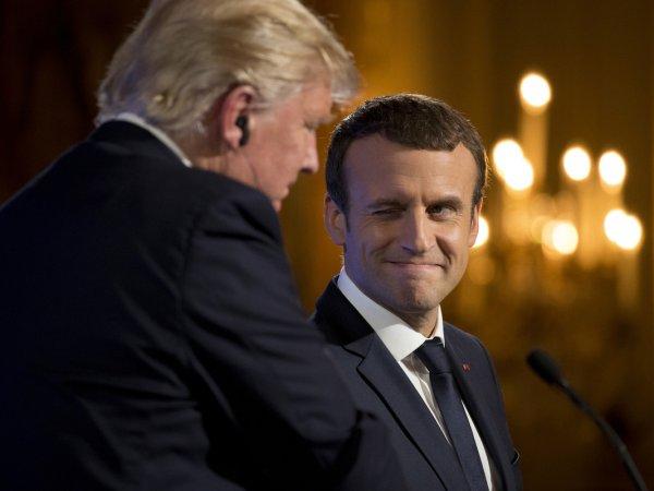 Трамп захотел вернуть Россию в G8, а Макрон - создать G6 без США