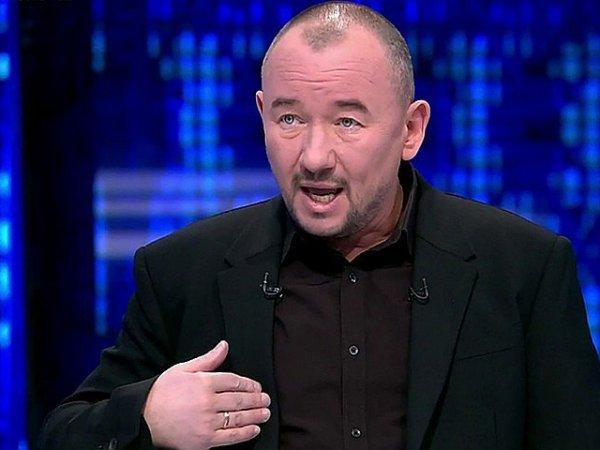 """Ведущий """"Первого канала"""" Шейнин нецензурно выругался в прямом эфире"""