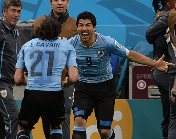 Уругвай – Португалия: счет 2:1, обзор матча от 30.06.2018, видео голов, результат 1/8 ЧМ (ВИДЕО)