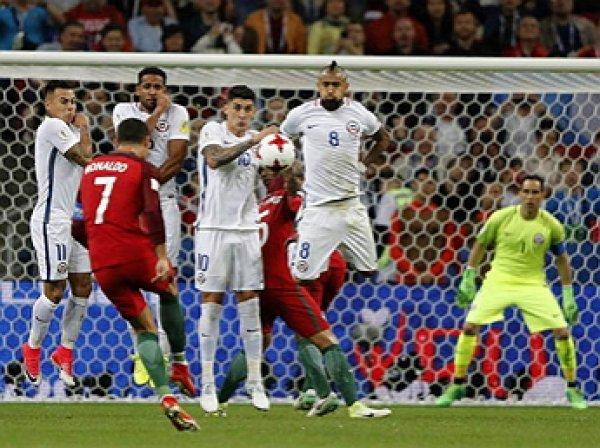 Португалия - Испания: счет 3:3, обзор матча от 15.06.2018, видео голов, результат (ВИДЕО)