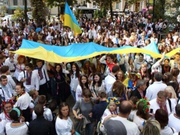 Эксперты: население Украины вымирает