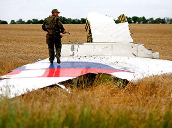 Голландия допустила, что в крушении MH17 на Донбассе виновата Украина