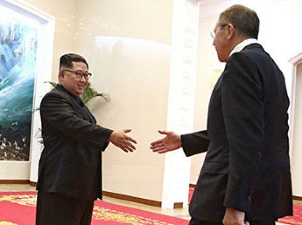 Ким Чен Ын предложил встречу с Путиным уже в 2018 году