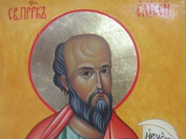 Какой сегодня праздник: 27 июня 2018 отмечается церковный праздник Елисей Гречкосей