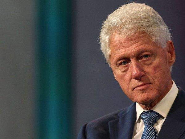 Билл Клинтон рассказал, когда пришел в ярость из-за России