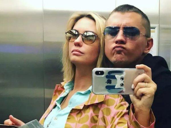 Агата Муцениеце сообщила о проблемах в браке с Прилучнымым