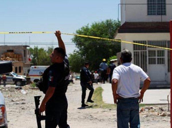 В Мексике во время просмотра матча ЧМ-2018 убили шесть человек