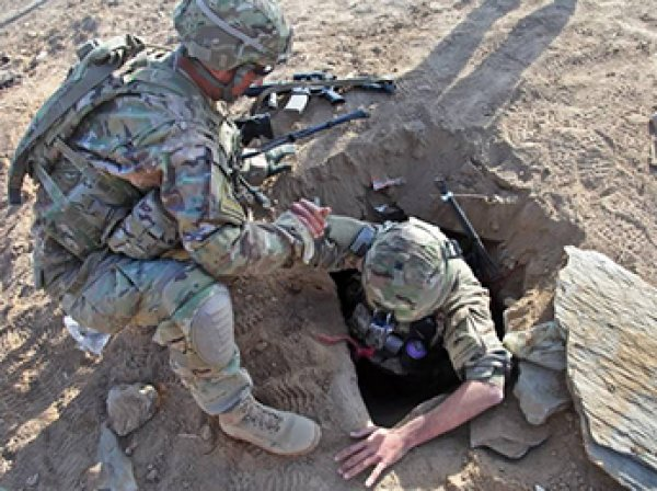 США потратят  млн на подготовку к подземным войнам