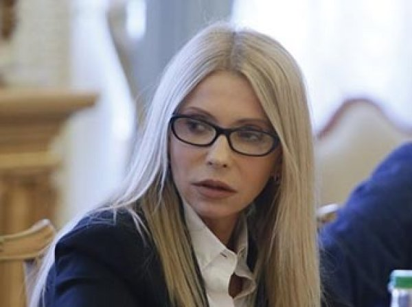 Тимошенко нашла способ отнять Крым у России
