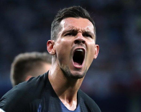 Игроки сборной Хорватии спели фашистскую песню после матча ЧМ-2018