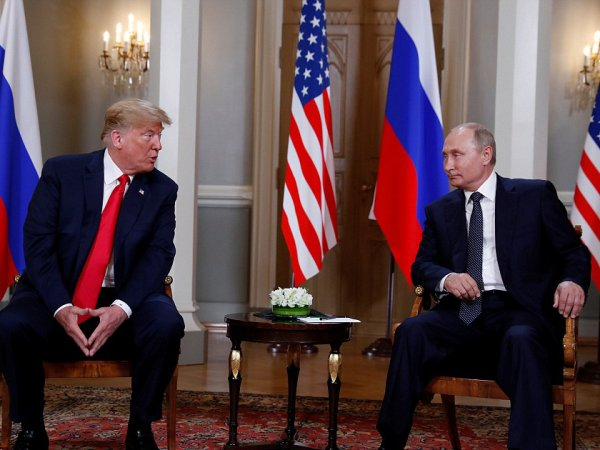 """CNN собрал 11 """"удивительных"""" цитат Трампа о Путине"""