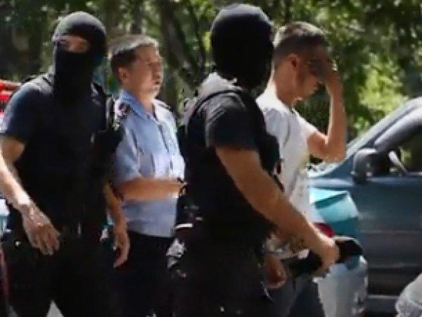 В Сети появилось видео следственного эксперимента с предполагаемым убийцей Дениса Тена