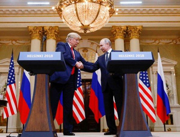 Путин предложил Трампу сделку по делу о вмешательстве России в американские выборы