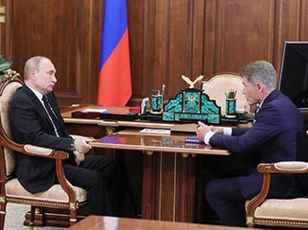Путин дал добро на строительство нового мегамоста на Сахалин