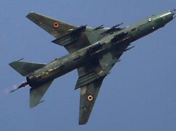 Армия Израиля сбила сирийский Су-22
