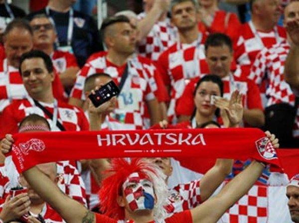 ФИФА из-за баннера вынесла второе предупреждение Хорватии