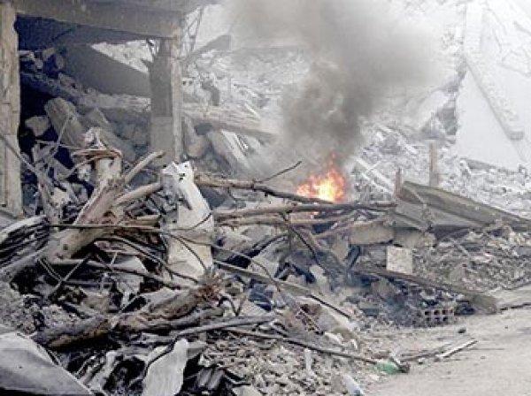 Десятки человек погибли в результате авиаудара США по Сирии
