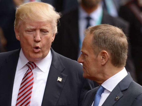 Туск рассказал об истинном отношении Трампа к Украине