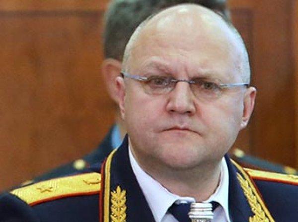 ФСБ задержала экс-главу СКР по Москве Александра Дрыманова