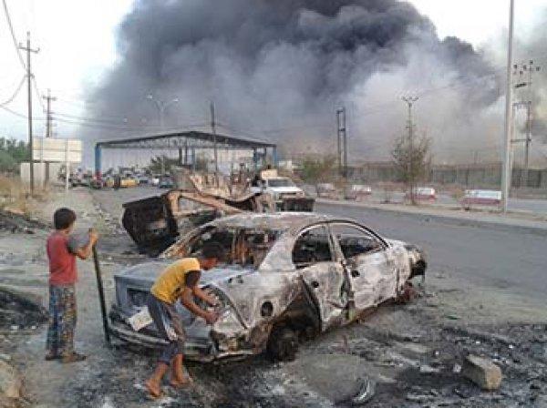 В Сирии боевики ИГИЛ взорвали американских военных: минимум четверо погибших