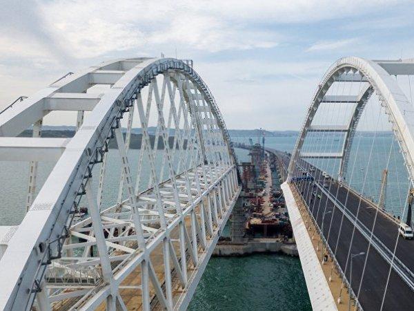 ЕС наказал российские компании за Крымский мост